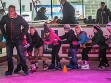 Winters Delft gered na overname van ijsbaan