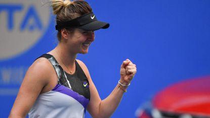 Svitolina mag titel verdedigen op WTA Finals in Shenzhen - Flipkens naar hoofdtabel WTA Moskou
