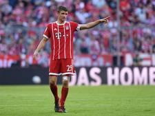 Bayern zonder Müller in reeks cruciale duels