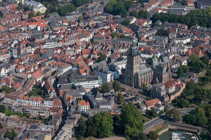 In Zutphen is een man vermist.