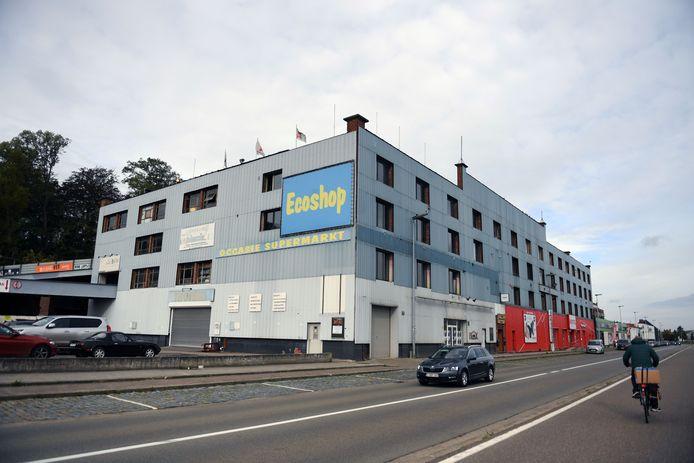 Marie-Thumasgebouw in Leuven.