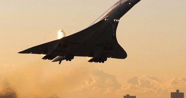 Concorde terug in modern jasje: in 3 uur en een kwartier naar New York