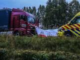 Motorrijder overlijdt na frontale botsing op N279 bij Veghel