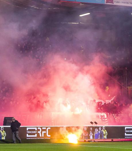 Afsteken vuurwerk: duel zonder publiek dreigt voor Willem II