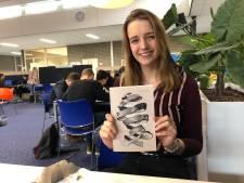 Goirlese Anne Glerum publiceert een boek op haar zeventiende. 'Het is nog onwerkelijk'