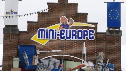 Mini-Europe heropent maandag de deuren na verlengde winterstop