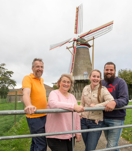 Plannen genoeg voor molen De Onderneming in Wissenkerke