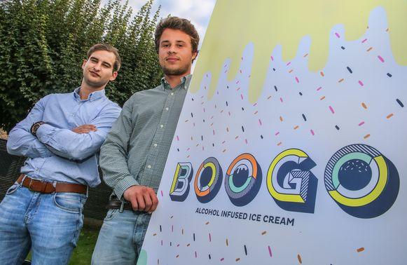 Het Belgische Boogo scoort met alcoholijs