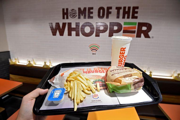 Burger King opent eerste snelwegrestaurant in België
