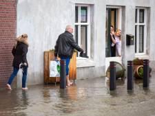 Vanavond opnieuw hoogwater verwacht in Vlaardingen