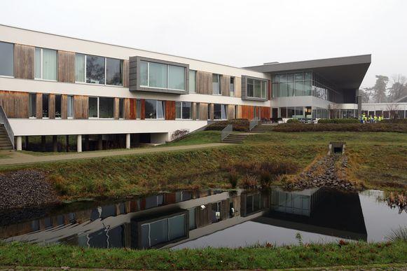 Woonzorgcentrum Sint-Anna in Herentals. - Tekst TJH