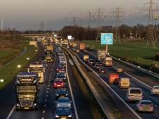 Bestuurders zijn helemaal klaar met A15 tussen Deil en Ochten