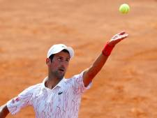 Djokovic peine pour rallier les demies du Masters 1000 de Rome