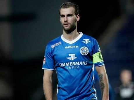 Danny Verbeek verlaat FC Den Bosch voor De Graafschap: 'Ik wil nog om de prijzen spelen'