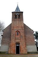 Wie nog wat verder op pad gaat, vindt aan de Kerkstraat uiteraard de kerk.