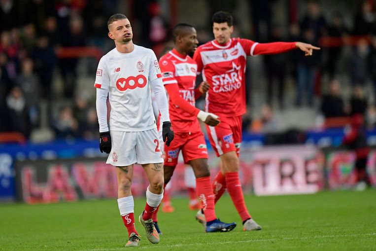 Lestienne bezorgde de Rouches nog een punt op Le Canonnier.