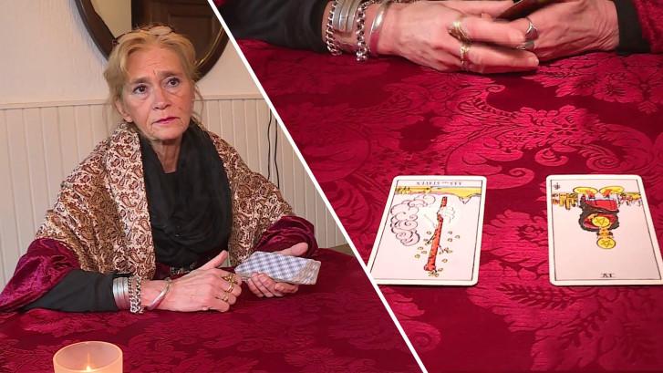 Petroesjka (60) start haar eigen heksenschool