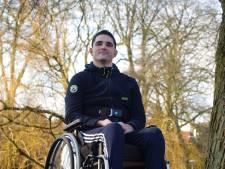 Moeder Heleen is teleurgesteld: 'Moedeloos dat we met gehandicapte Maarten moeten leuren'