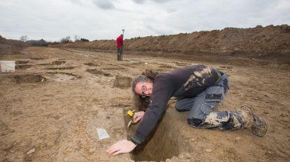 Archeologen leggen nederzetting uit bronstijd en Romeinse heirbaan bloot
