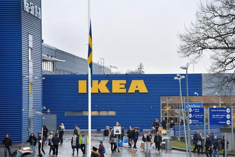 De overgrote meerderheid van de banen verdwijnt in Zweden.