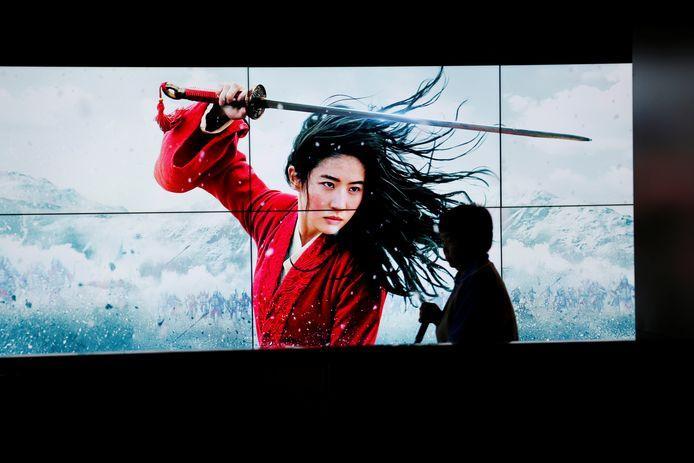 Mulan is in Nederland niet te zien in de bioscoop, maar alleen via streamingsdienst Disney+.