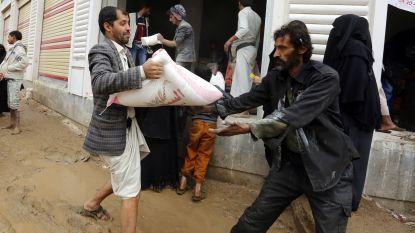 In Jemen is overal volop eten te koop. Waarom is er dan toch sprake van hongersnood?