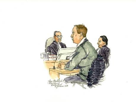 Douanier Gerrit V. (49) vandaag bij rechter vanwege doorlaten drugs in haven