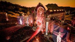 IN BEELD. Tomorrowland vanuit uw kot