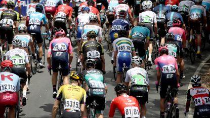 Toeschouwers zijn grootste vervuilers bij wielerwedstrijden