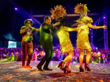 Tweede editie FeestBeesten Festival op Stadsblokken in Arnhem