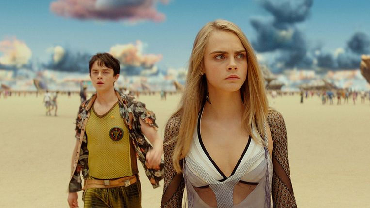 Beeld uit Valerian and the City of a Thousand Planets (2017). Beeld