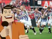 Quiz | Hoeveel pompêbleden staan er op het shirt van SC Heerenveen?