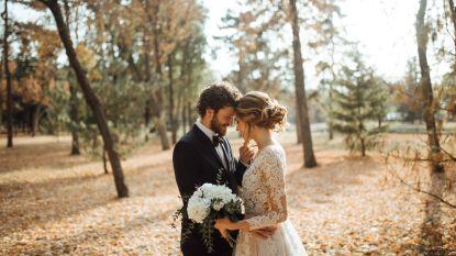 Koppels stellen hun bruiloft massaal uit tot het najaar