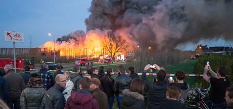 Vuurzee in Kapelle: 'Alles is naar de klote'