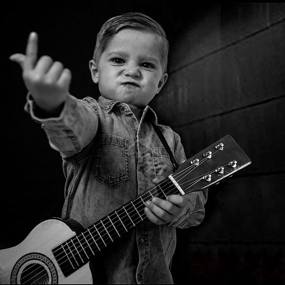 Jett Carette Frey (3) als Johnny Cash