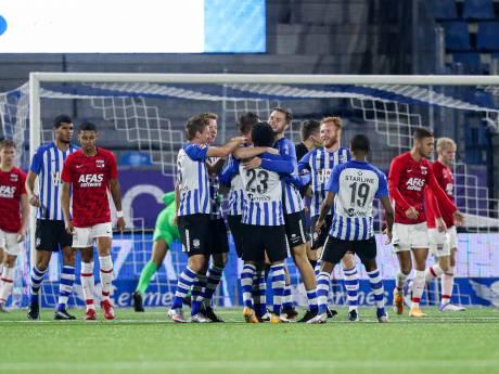 Na slechte eerste helft krijgt FC Eindhoven het gehavende Jong AZ alsnog op de knieën