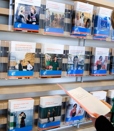 Werkloosheid nog verder omlaag in Gelderland en Overijssel