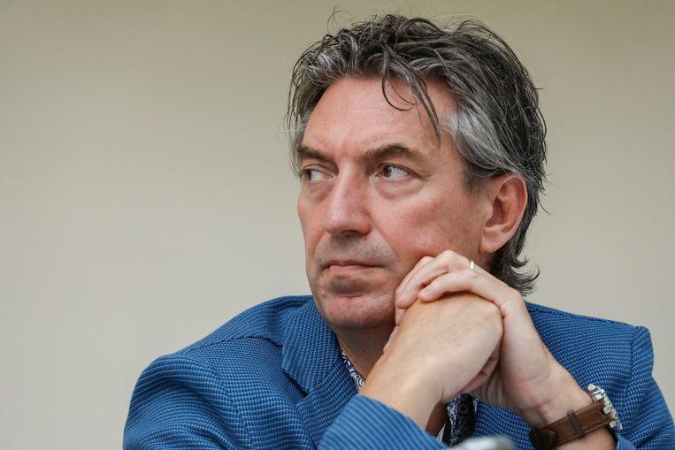 Sp.a-kamerlid Peter Vanvelthoven.