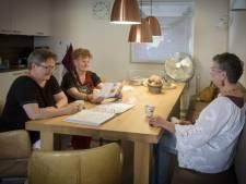 Drukte in open hospices en Bijna Thuis Huizen