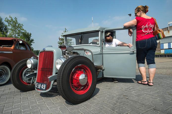 Dit weekend zijn er custom cars op Belcrum Beach tijdens The Beach Bum Bonanza.