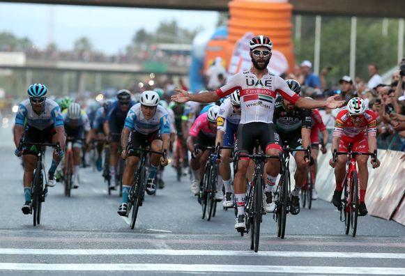 Gaviria won in de Ronde van San Juan al drie ritten.
