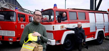 Gorcums erfgoed wordt in ere gehouden: oude brandweerwagen keert na 50 jaar terug