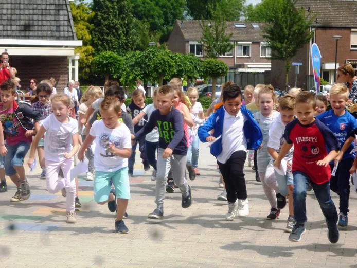 De drie basisscholen in Glanerbrug-Zuid lopen warm voor de opening van het IKC, die donderdag plaatsvindt.