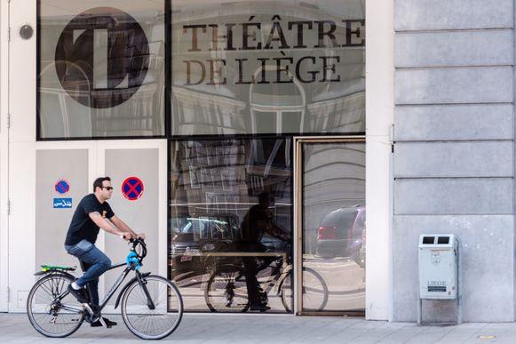 Théâtre de Liège in Luik.