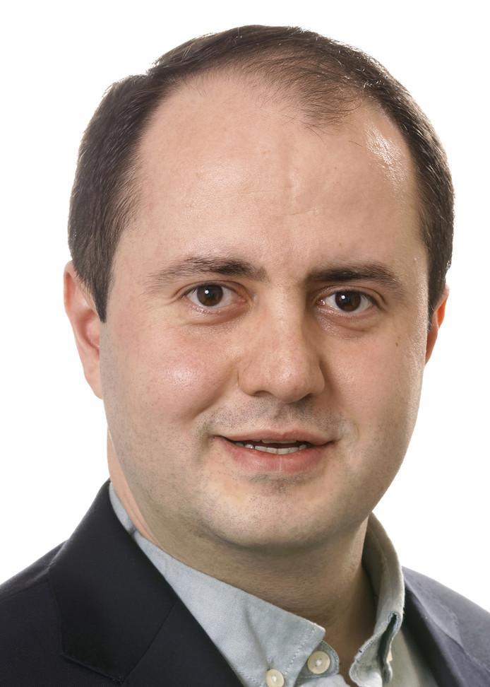 Ufuk Kahya, kandidaat wethouder voor GroenLinks