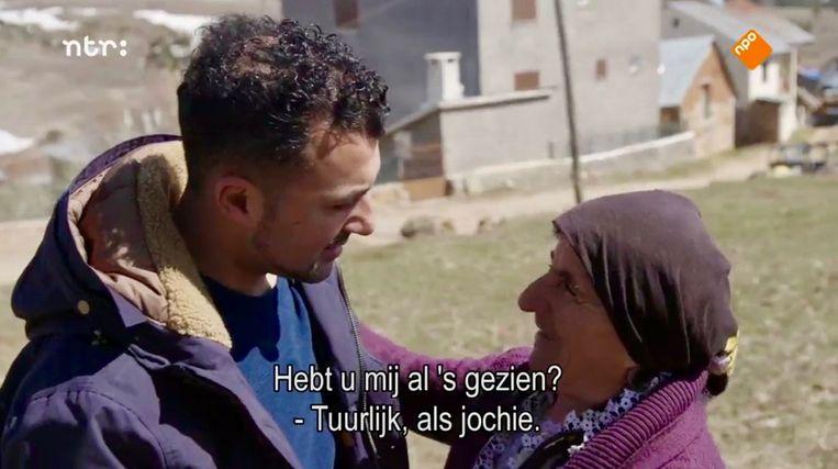 Beelden uit de documentairereeks 'De neven van Eus'. Beeld Renate van der Bas