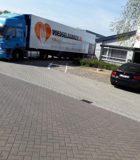 Defensie helpt voedselbank in Tilburg met bevoorrading