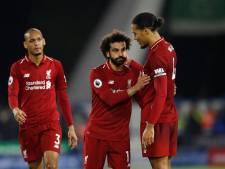 Liverpool blijft in spoor van City
