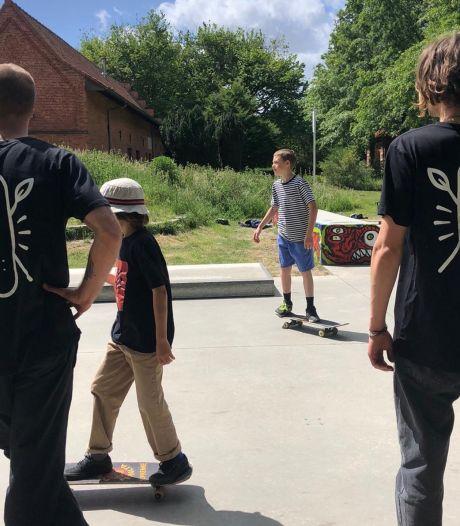 Cultuurorganisatie zorgt ervoor dat skaters zich zoveel mogelijk aan regels houden