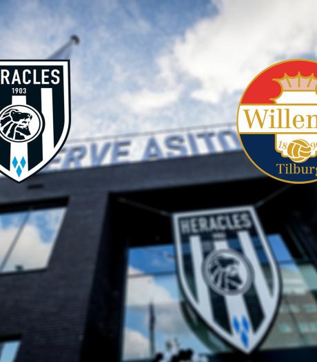 Heracles tegen Willem II op jacht naar eerste thuiszege